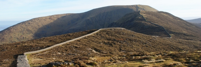 Rge Mourne Wall